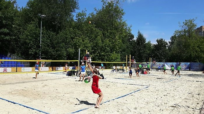 Nigeria gears up for the introduction of Beach Tennis