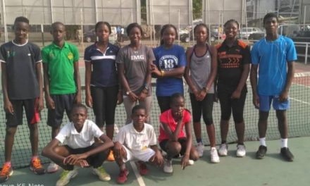 AJC youngsters prove future is bright for Nigerian tennis