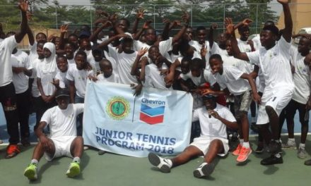Chevron Junior Tennis Championship to kick off in March