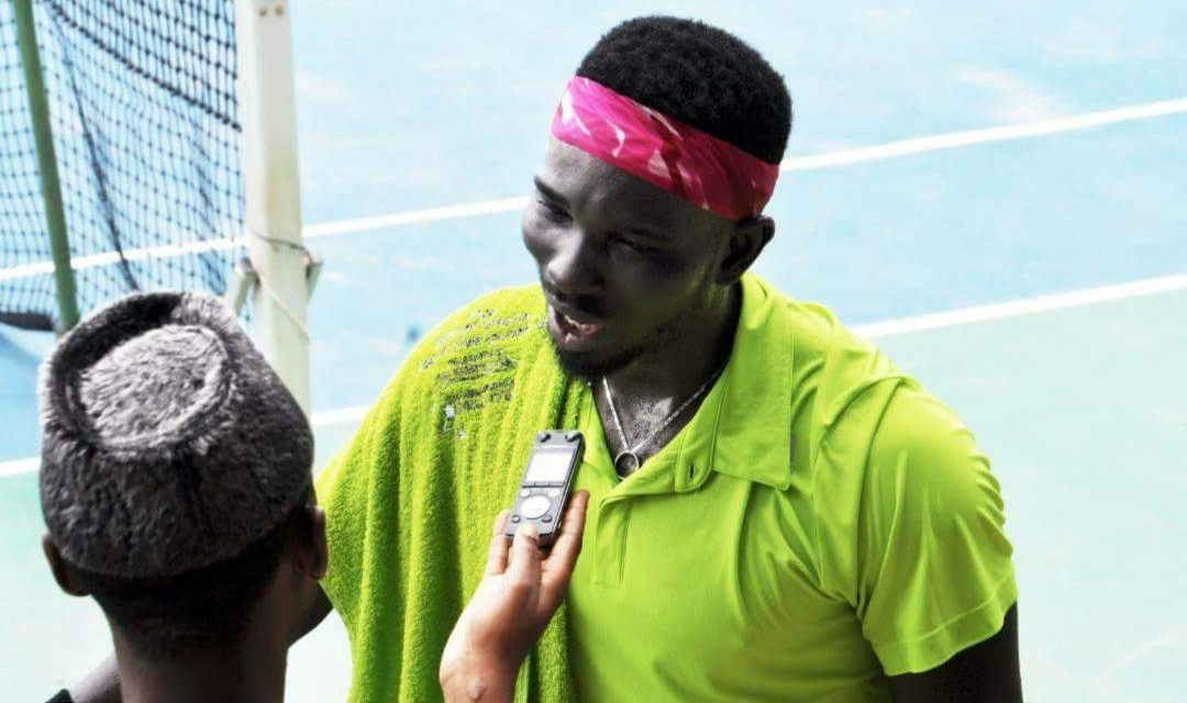 I want to equal and surpass David Imonitie, Abdulmumin Babalola says