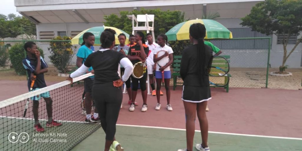 Team Nigeria prepares for AJC 12 & Under qualifiers in Cotonou