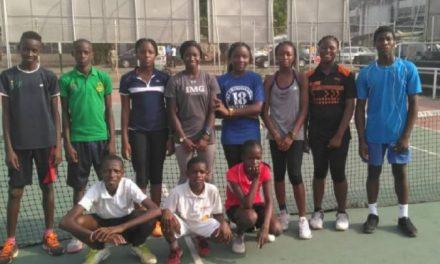 Team Nigeria run riot at AJC team event in Togo