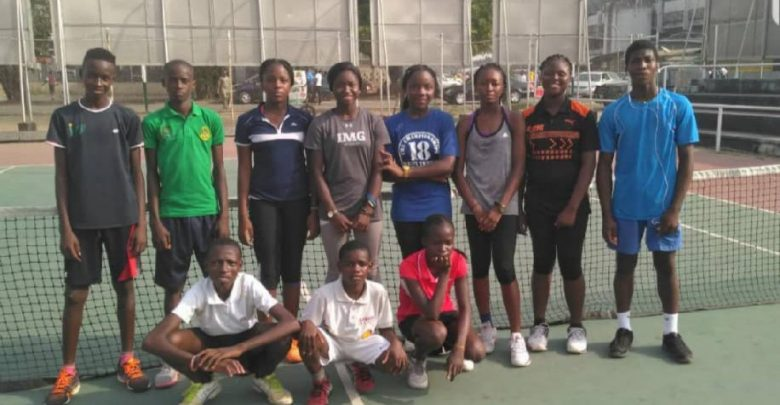 AJC qualifiers: Team Nigeria clinch gold in singles and doubles event