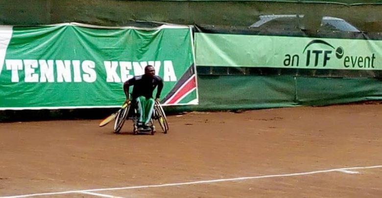 Nigeria's Alex Adewale dazzles in ITF Futures Series in Nairobi