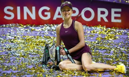 Former Lagos Open champion wins WTA Finals