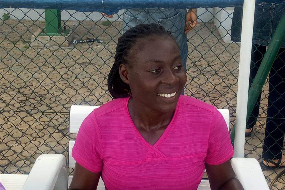 Blessing Samuel powers past Sarah Adegoke to clinch fifth Dala Hard Court title