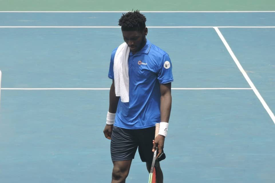 ITF Futures: Sylvester Emmanuel retires in final round of qualifying in Tunisia