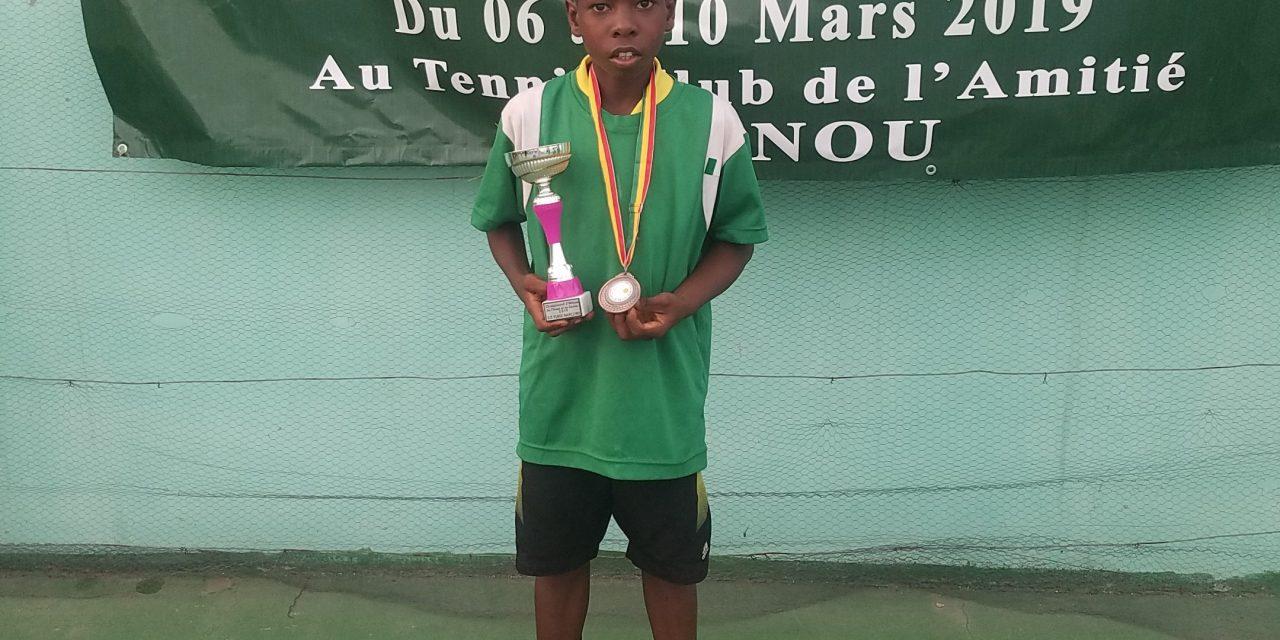 Seun Ogunshakin: Nigeria's young shining star