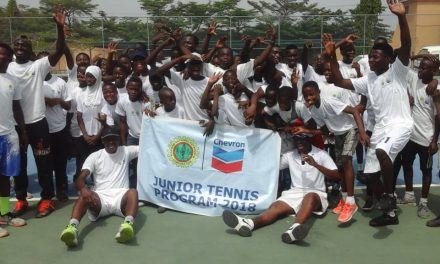 Chevron Junior Championship takes centre stage in Lagos
