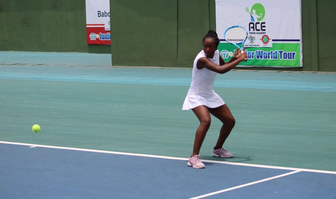 I want to move up 200 places in the ITF World Junior Rankings – Oyinlomo Quadre