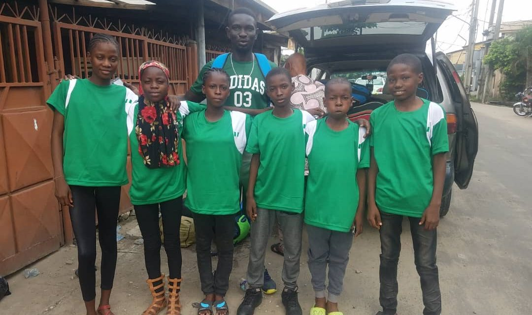 "Abdulmumin Babalola ""happy and honoured"" to coach juniors for AJC event in Cotonou"
