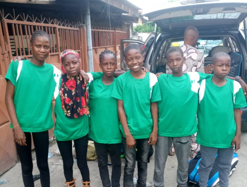 Team Nigeria depart Lagos for AJC 12 & Under qualifiers in Cotonou