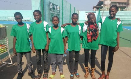 Meet the youngsters representing Nigeria at the Under-12 African Junior Finals qualifiers in Benin Republic