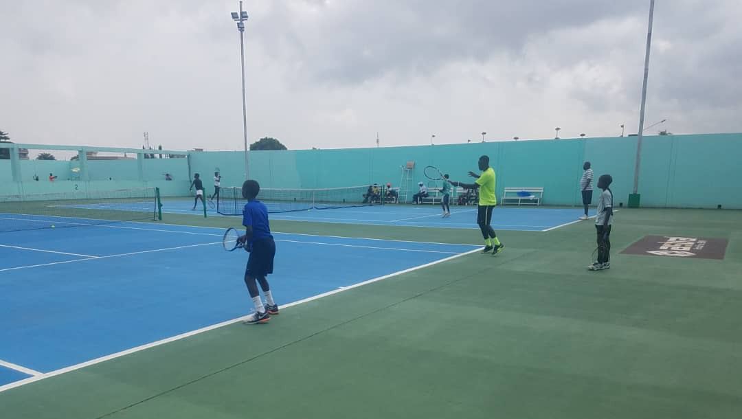 Team Nigeria begin training in Cotonou ahead of AJC event