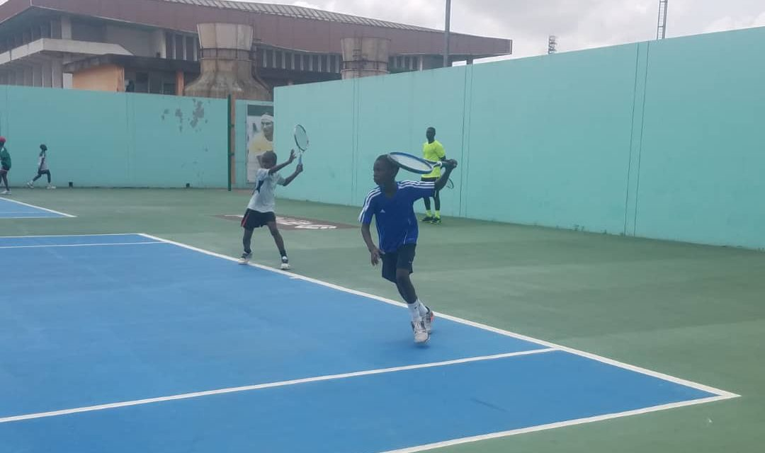 Team Nigeria in high spirits as players end 2-day training camp in Cotonou