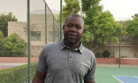ITF Rep, Illou Lonfo praises Team Nigeria as tournament begins today