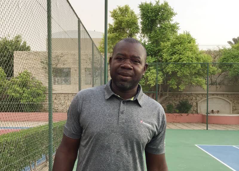 ITF Rep, Illou Lonfo praises Team Nigeria as tournament begins today