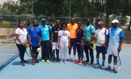 ITF expert, Lonfo meets with Nigerian coaches in Abuja