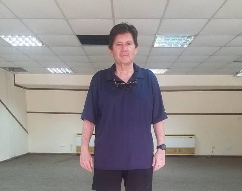 ITF developer, Luis De Sousa visits Nigeria