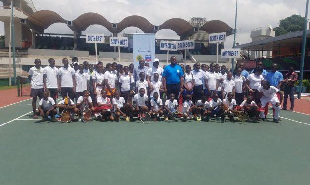 Chevron Junior Tennis Championship serves off in Lagos