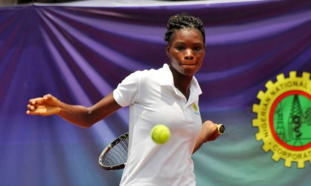 Chevron Junior Tennis: Top seeds hold their ground, qualify for semis