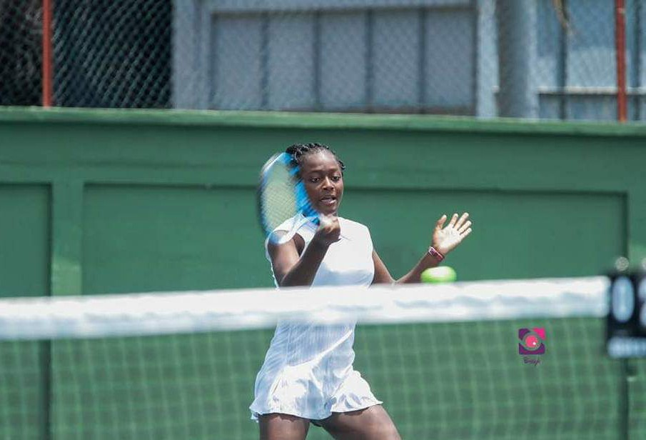 Oyinlomo Quadre powers into quarter-finals in Megrine