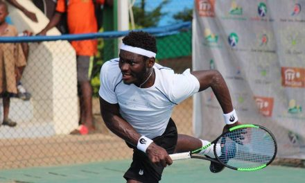 Sylvester Emmanuel aims for top-100 in the world