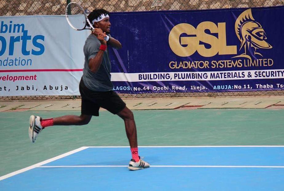 Dayak Tennis C'ship: Joseph Imeh seeks quarterfinal spot