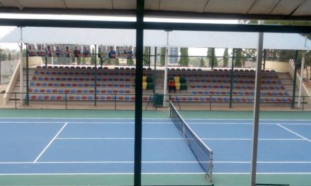 Organizers give tennis facilities new look ahead of ITF World Tour in Abuja