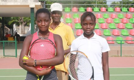 AJC U-14: Birthday girl, Oiza Yakubu eases into semis as Suleiman Ibrahim and Iye Onoja stay solid