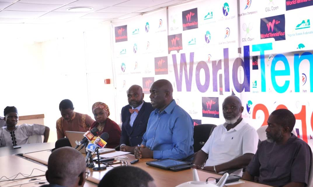 Press conference: Facts and Information on the ITF World Tour events in Abuja
