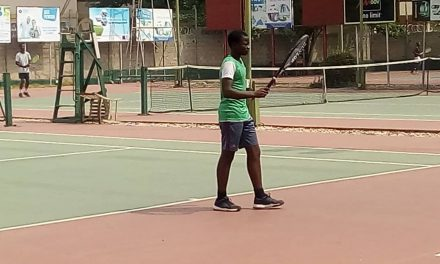 Tombim Abuja Open: Mukhtar Andu gets a wildcard as other players compete for remaining slots