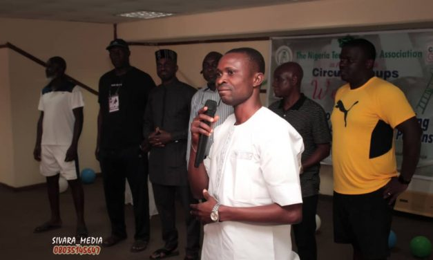 NTUA chairman, Ijaola says leading umpire association a big but not difficult task, explains why