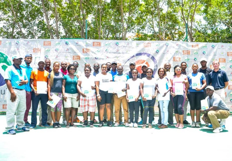 Africa's Head of Officiating, Iain Smith, lauds performance of trainees after officiating course in Abuja