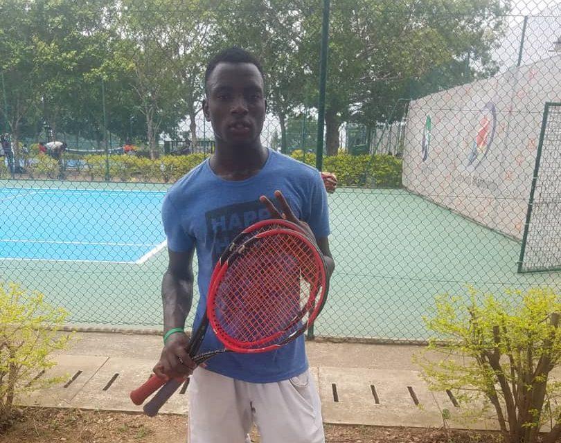 Dayak Tennis C'ships: Musa Mohammed, Emmanuel Sunday book main draw spots