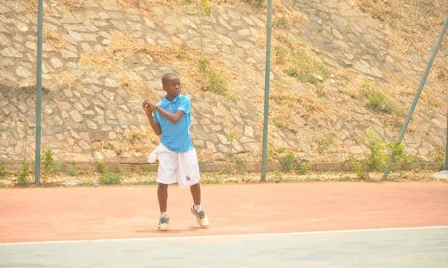 Action at Play Your Age Junior C'ships intensifies in Abuja