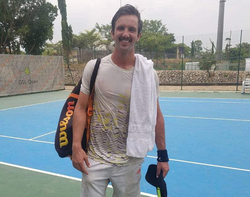 GSL Open: Jacob Gamble, Arvid Nordquist secure main draw spots in Abuja