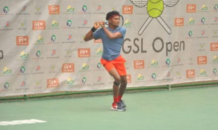 GSL Open: Joseph Imeh, Sylvester Emmanuel lead charge for main draw spot
