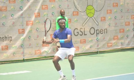 GSL Open: Sylvester Emmanuel comes up short as Joseph Imeh retires injured in opening round