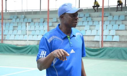 Coach Rotimi Akinloye underlines good progress of coaching course in Lagos
