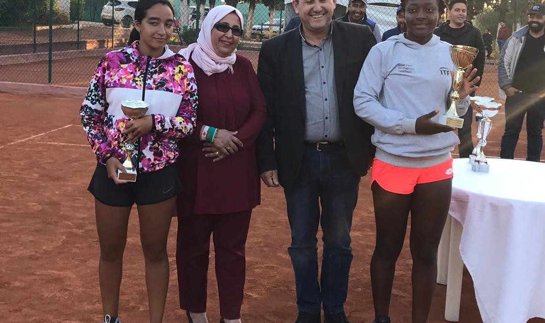"""I tried my best and I have a lot of lessons to take home,"" Quadre reflects on week in Tlemcen"