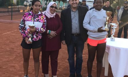 """""""I tried my best and I have a lot of lessons to take home,"""" Quadre reflects on week in Tlemcen"""