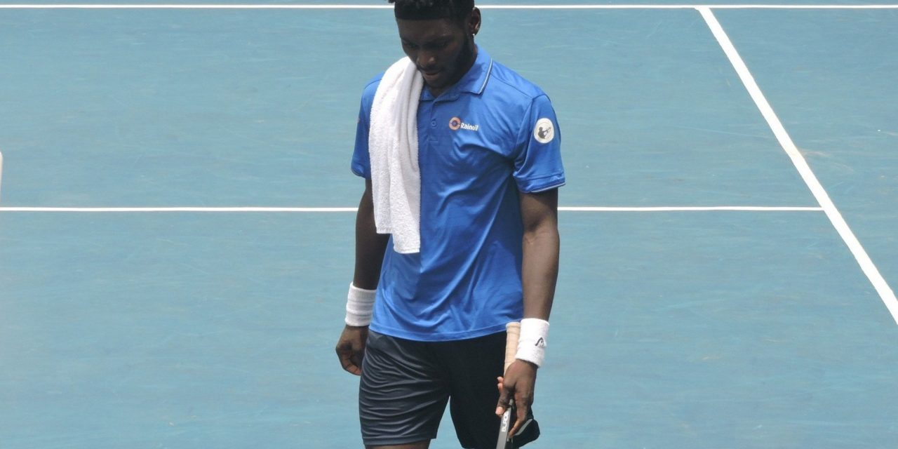 Tombim Abuja Open: Injured Sylvester Emmanuel bows out in second round