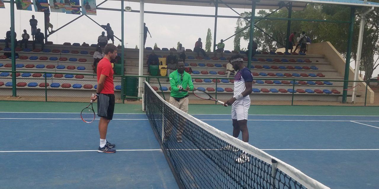Tombim Abuja Open Day 4: Nigeria's Emmanuel targets quarter final spot