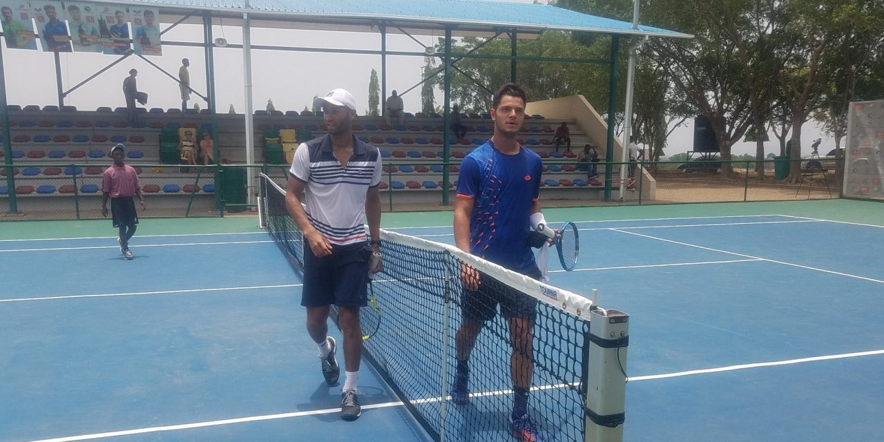Tombim Abuja Open Day 5: Players set for semi-final ticket tussle