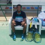 Tombim Abuja Open: 3rd seed, Arjun Kadhe holds on to book semi-final date with Sadio Doumbia