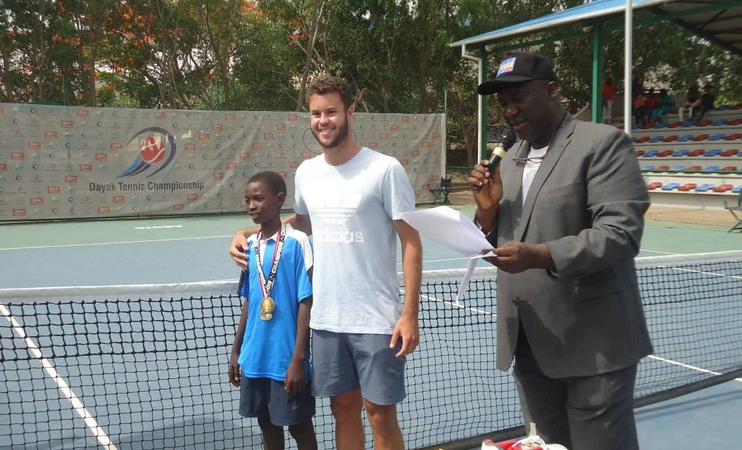 Youngsters claim top honours at Play Your Age Junior C'ships in Abuja