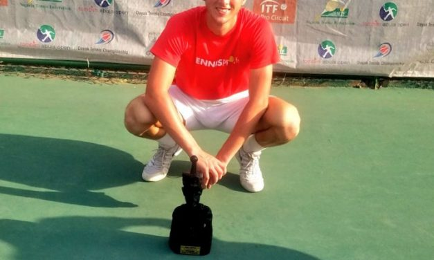GSL Open: Dan Added clinches biggest career title in Abuja after Tom Jomby retires