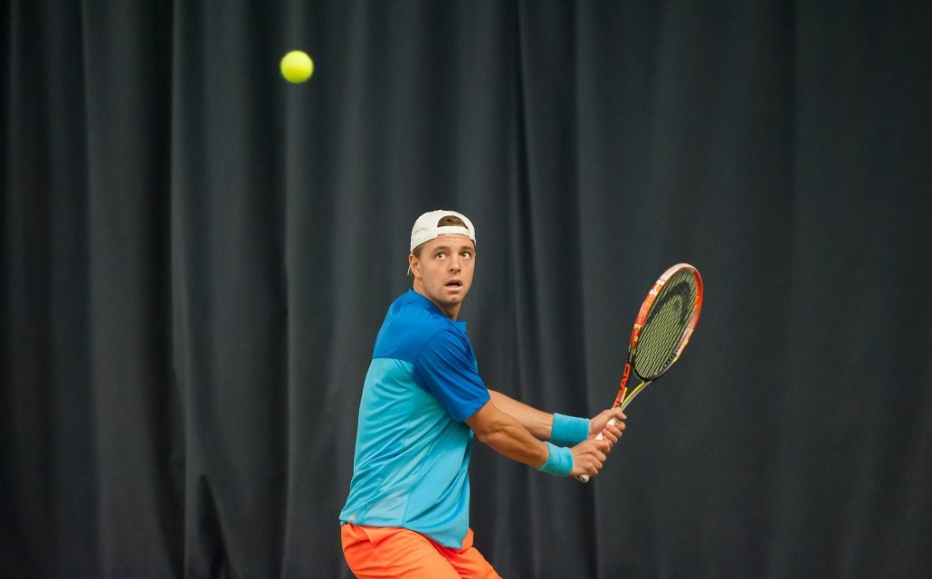Tombim Abuja Open: Top seed, Maximilian Neuchrist targets injury-free run in Abuja