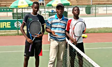 Suleiman Ibrahim advances to final of AJC U-14 event in Togo